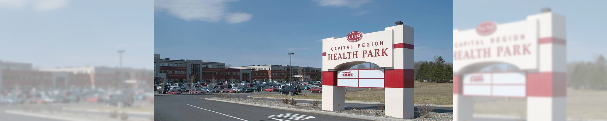 Capital Region Health Park, 711 Troy-Schenectady Road, Community Care Physicians P.C.