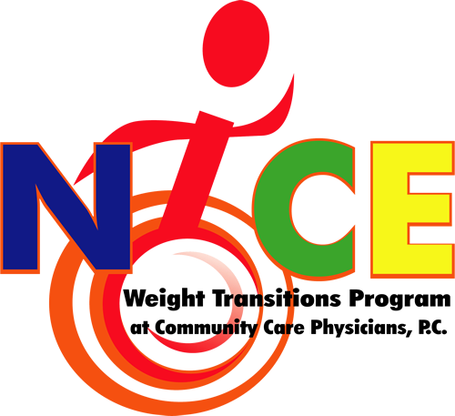 NICE Weight Transitions Program logo