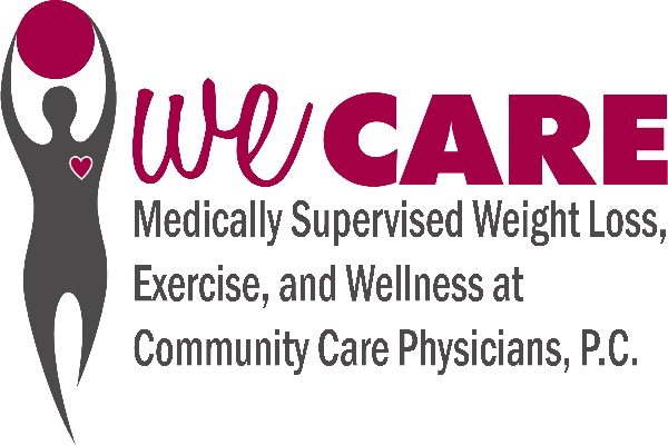 WE Care logo