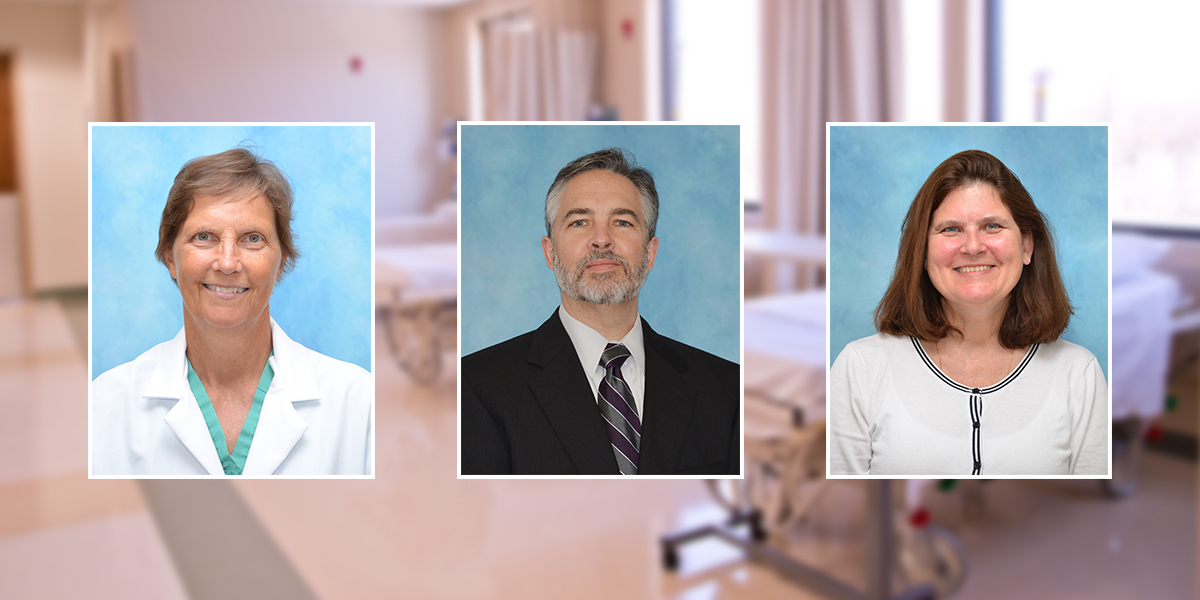 Community Care General Surgery welcomes three new board certified surgeons