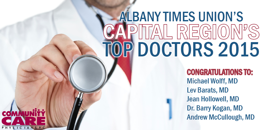 Capital Region's Top Doctors 2015