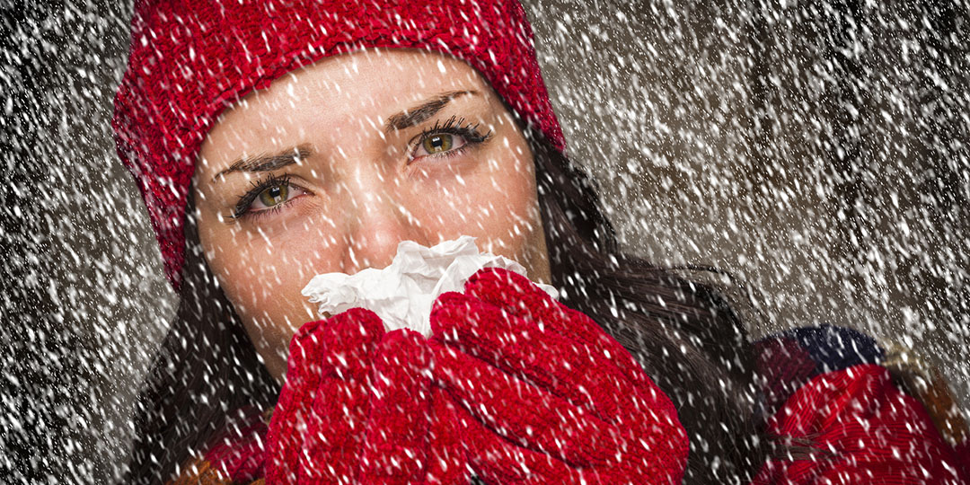 Can You Really get Sick from Going Out in the Cold with Wet Hair?