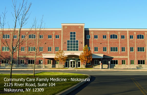 Community care Family Medicine Niskayuna